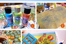 Dr. Seuss Crafts / Crafts and Activities inspired by Dr. Seuss compiled by obSEUSSed
