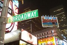 Give My Regards To Broadway / by mary l. l.