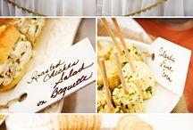 display of foods / by Kelley Wolfe