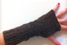Finger Free Mittens, gloves etc / Gloves
