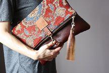 kabelky, tašky