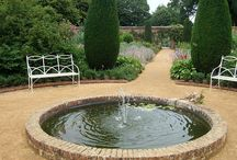 Garden: Fountains and Ponds