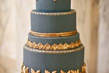 wedding cake ideas / by Hannahjo Campbell