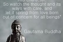 Budha's wisdom