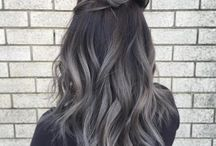 Dyed hair ideas