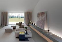 Interiors / Arredi casa nuova