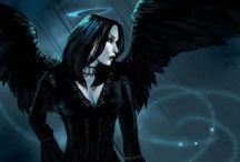 Angel ● Dark ● Female