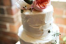 ślub torty