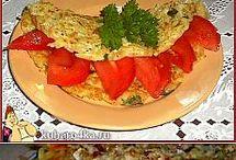 Овощные блюды