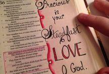 Bijbel craft