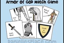 Sunday School- armor of God