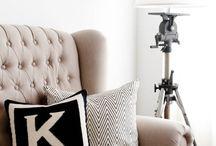 Home Decor / by Sara Clark