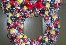 Mickey Mouse / by Brenda Hubka