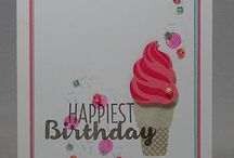 Stampin' Up! - Cool Treats