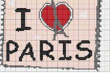 Punto croce Parigi