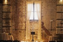 Industrial Chic Weddings / How about something a little different as your wedding venue!