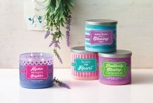 Scentiments Collection / A wonderful collection of ready-to-gift candles that bring wonderful scents and warm thoughts together.  / by Yankee Candle: Scented Candles | Home & Car Air Fresheners, Fragrances & Decor