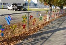 1 School Garden Art