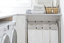 Farmhouse Laundry Room / Farmhouse Laundry Room Ideas and Inspiration #farmhouse