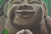 Schilderijen - Buddha's