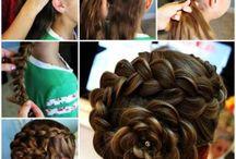 Hairstyles - účesy