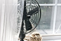 Air / the love of vintage fans / by Page Farm Chick (Deb Daniel)