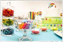 Girl Party- Rainbow