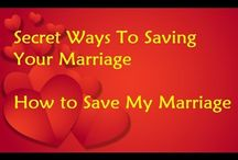 Ways To Saving Your Marriage
