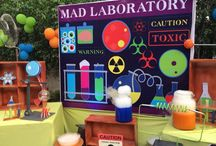 science lab party / by Tammy Wren