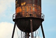 Love Them Water Towers / by Joni Howell