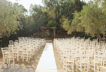 Greek Boho Chic Wedding Style