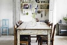 lovely dining  / by Charlotte Roberts