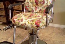 My salon / by Texie Brown