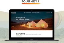 Extraordinary Journeys: Luxury Travel & Safari Company / Our creative agency Ascend, helped a luxury travel safari company with redesigning their website and brand. This included a new website design and development, logo and brand identity guidelines, and a massive rethinking of the messaging. In the first months we helped raise their conversions upwards of 2,050% while modernizing their user experience.