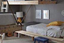 Interiors - Loft Beds