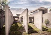 Structure / Architecture x Structure