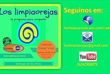 Los Limpiaorejas. Radio infantil