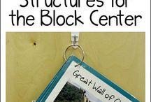 Blocks center