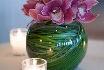 vazo  fanus süslemesi