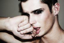 Makeup homme