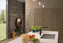 Design Details / The perfect countertop. Those light fixtures you've always dreamed about. And that beautiful view out your windows. Your kitchen should be your dream come true, down to every last detail.