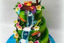 mooie en lekker taarten en cupcakes