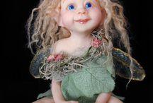 Art Dolls & Figures