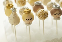 Cake pops / by Luzmarina Ocampo
