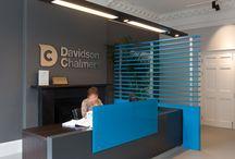 Davidson Chalmers OFFICE REFURBISHMENT / Davidson Chalmers  HOPE HOUSE OFFICE REFURBISHMENT