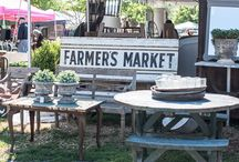 flea market ideas / by Kim Lafitte