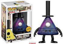 Chase/limited edition pop figures