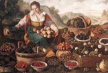 Campi / Storia dellArte Pittura  16° sec. Vincenzo Campi  1536-1591
