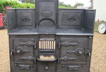Victorian cooker