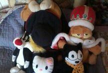 Mis gatos de peluche / mis peluches